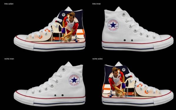 Schuh (Design: 5391 )Converse High