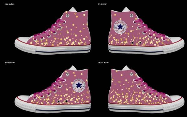 Schuh (Design: 3315 )Converse High