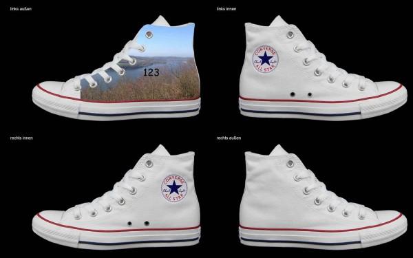 Schuh (Design: 4361 )Converse High