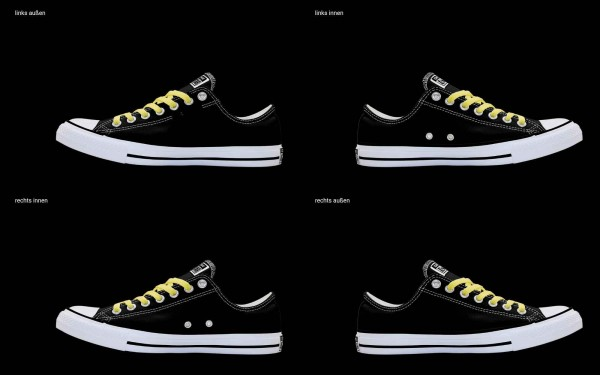 Schuh (Design: 7142 )Converse Low
