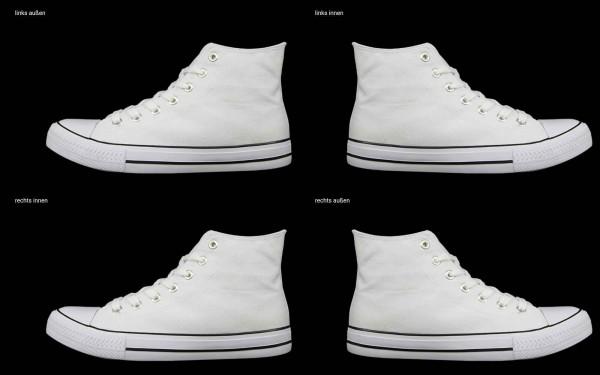 Schuh (Design: 8360 )Sneaker High