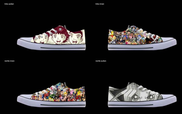 Schuh (Design: 7494 )Sneaker Low