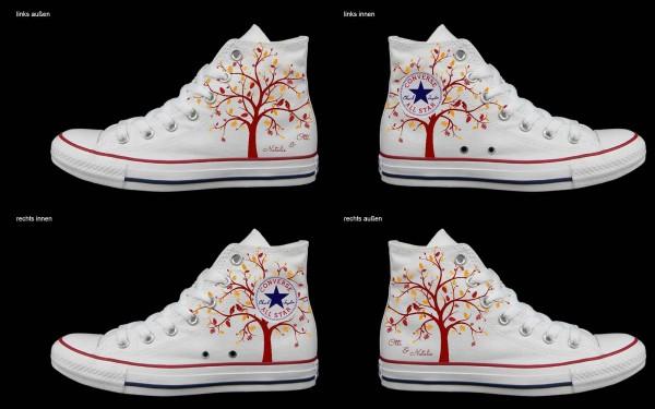 Schuh (Design: 8024 )Converse High