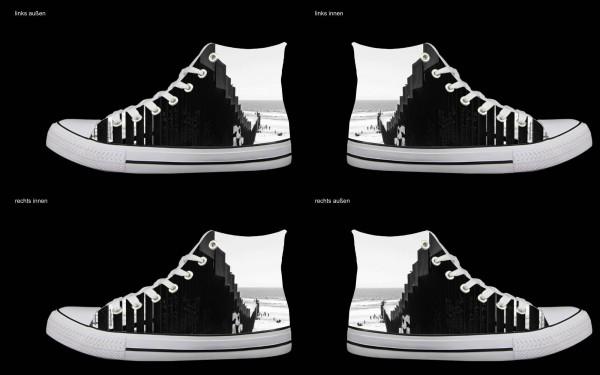 Schuh (Design: 7658 )Sneaker High