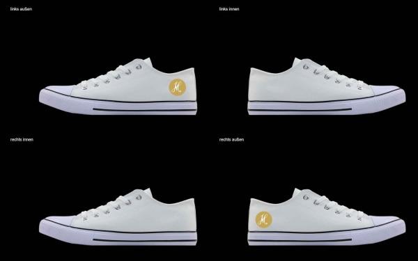Schuh (Design: 7457 )Sneaker Low