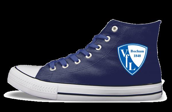 VfL Bochum Sneaker Classic links Aussen Navy