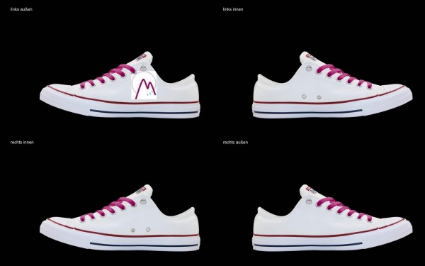 Schuh (Design: 5468 )Converse Low