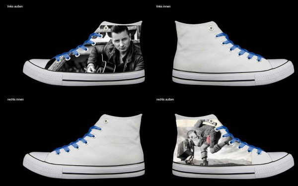 Schuh (Design: 4749 )Sneaker High