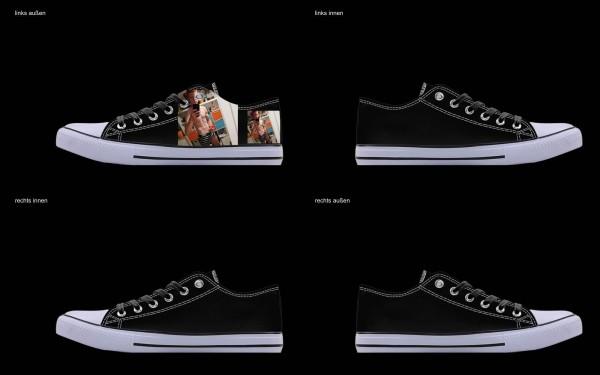 Schuh (Design: 6732 )Sneaker Low