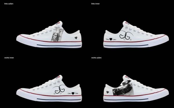 Schuh (Design: 4099 )Converse Low