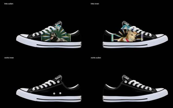 Schuh (Design: 7767 )Converse Low