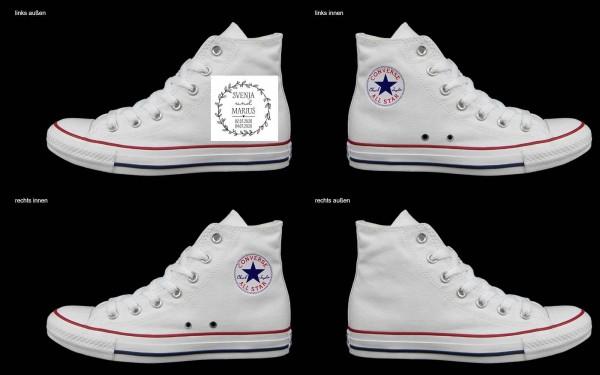 Schuh (Design: 7271 )Converse High