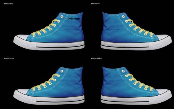 Schuh (Design: 4155 )Sneaker High