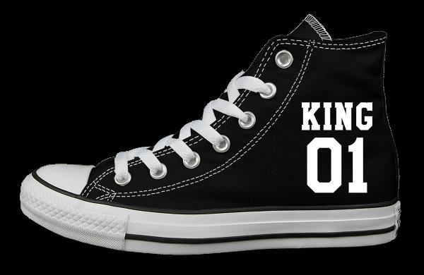 KING - Converse - Links außen