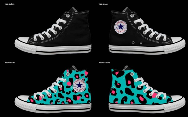 Schuh (Design: 7323 )Converse High