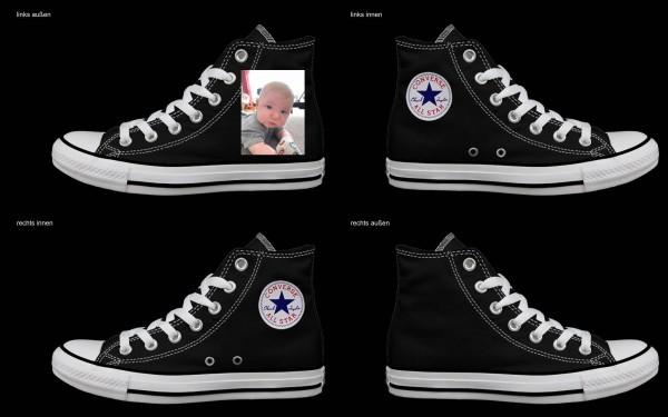 Schuh (Design: 3505 )Converse High