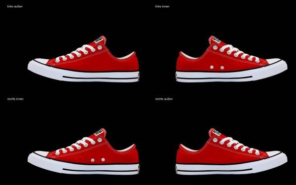 Schuh (Design: 5484 )Converse Low