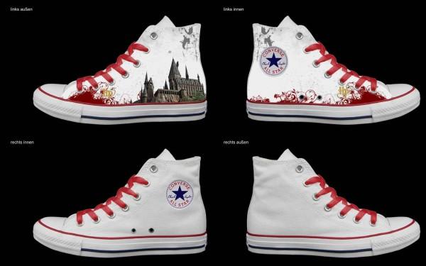 Schuh (Design: 4366 )Converse High