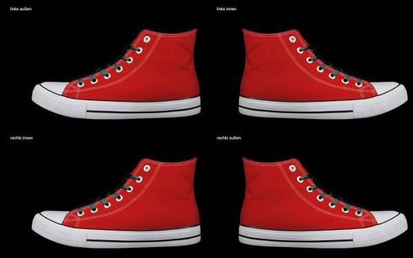 Schuh (Design: 8139 )Sneaker High