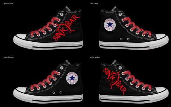 Schuh (Design: 7209 )Converse High