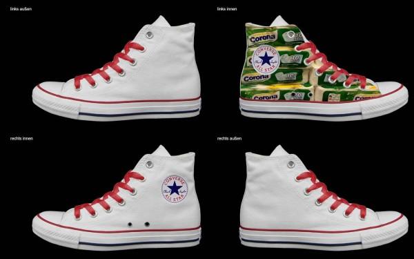 Schuh (Design: 7719 )Converse High