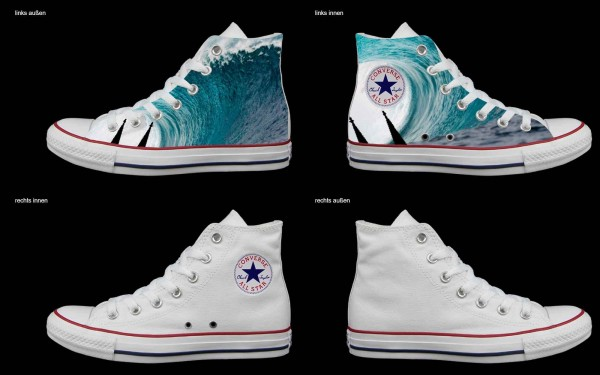 Schuh (Design: 7153 )Converse High