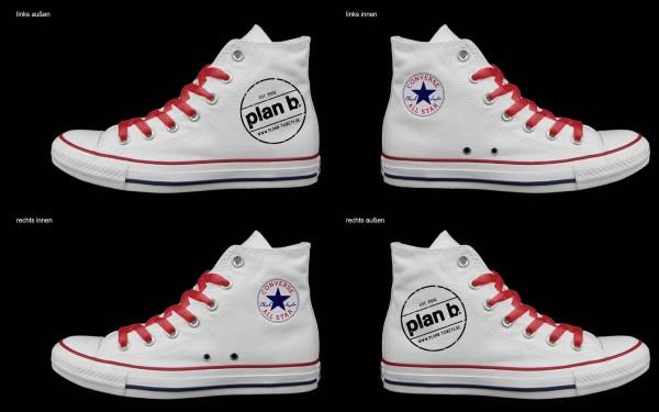 Schuh (Design: 7419 )Converse High