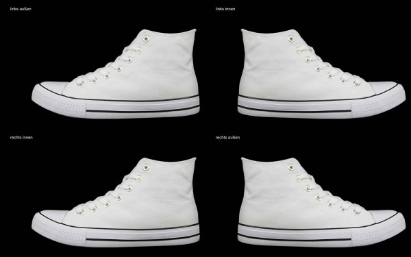 Schuh (Design: 8168 )Sneaker High