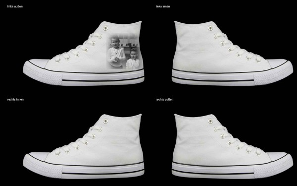 Schuh (Design: 4892 )Sneaker High
