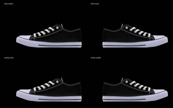 Schuh (Design: 4769 )Sneaker Low