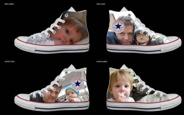 Schuh (Design: 5493 )Converse High