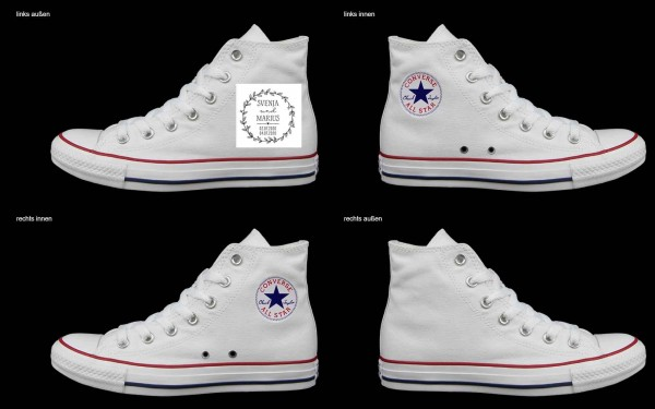 Schuh (Design: 7274 )Converse High