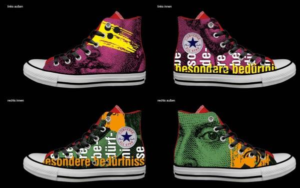 Schuh (Design: 4905 )Converse High