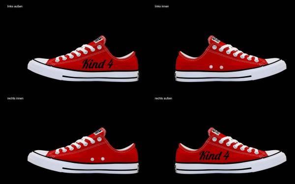 Schuh (Design: 5688 )Converse Low