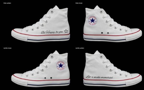 Schuh (Design: 5713 )Converse High