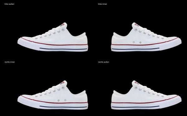 Schuh (Design: 8096 )Converse Low