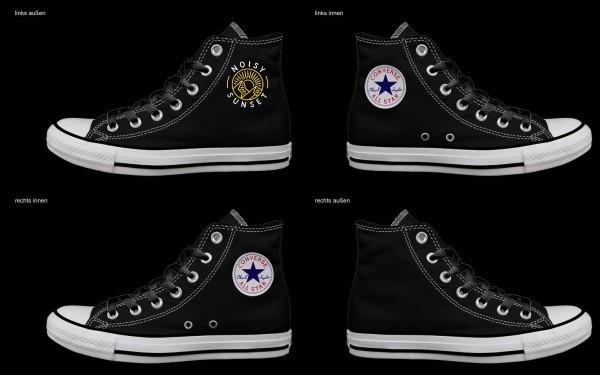 Schuh (Design: 7193 )Converse High