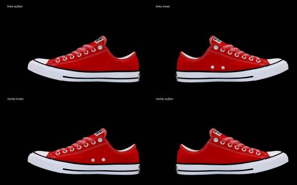 Schuh (Design: 7403 )Converse Low