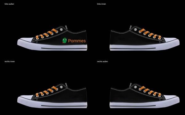 Schuh (Design: 7663 )Sneaker Low
