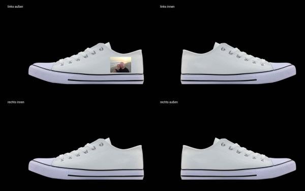 Schuh (Design: 7361 )Sneaker Low
