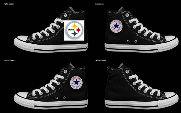 Schuh (Design: 7337 )Converse High