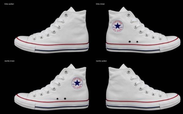 Schuh (Design: 7827 )Converse High