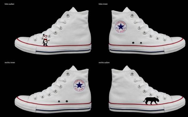 Schuh (Design: 4428 )Converse High