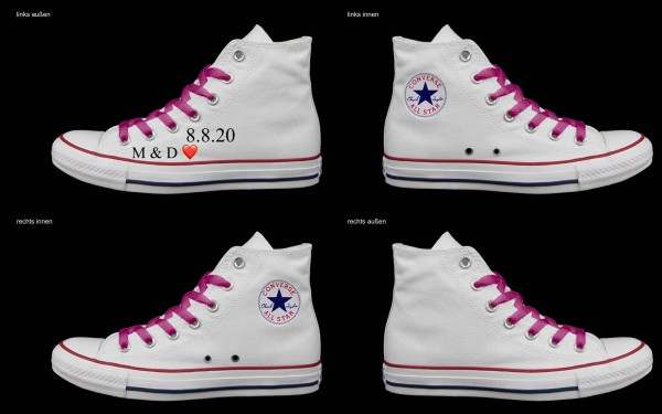 Schuh (Design: 7442 )Converse High