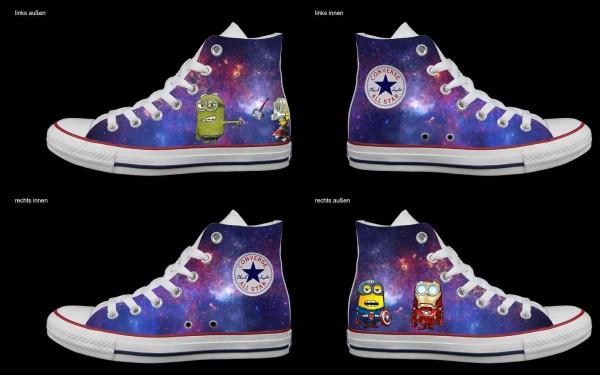 Schuh (Design: 8044 )Converse High