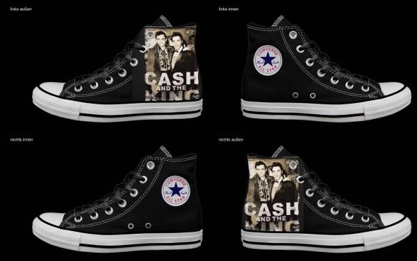 Schuh (Design: 7116 )Converse High