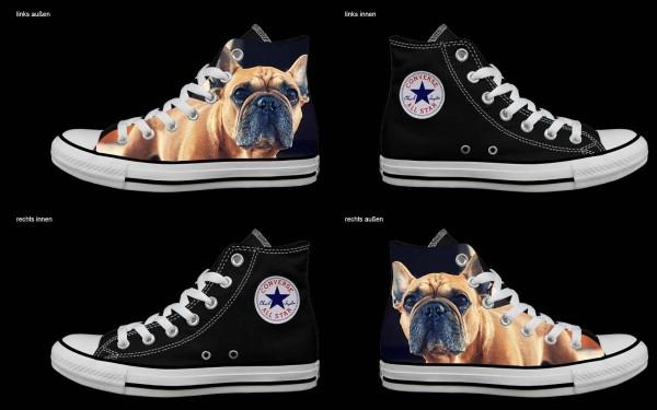 Schuh (Design: 4751 )Converse High