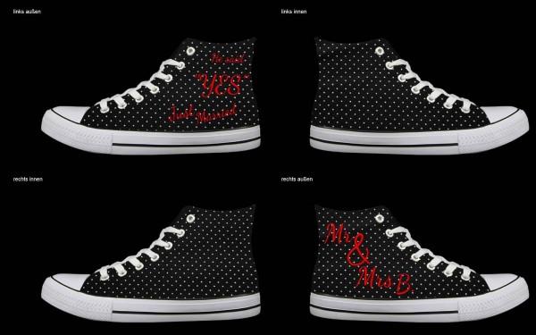 Schuh (Design: 4959 )Sneaker High