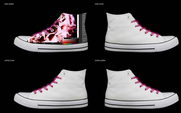 Schuh (Design: 4956 )Sneaker High
