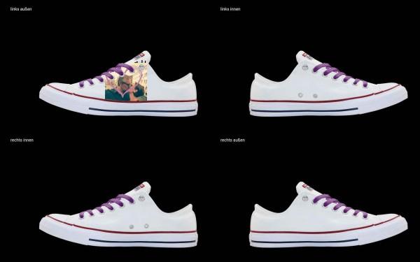 Schuh (Design: 7234 )Converse Low